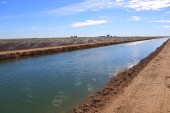 The Colorado River is running dry