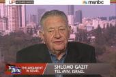 Politics inside Israel