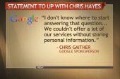 Google and your privacy
