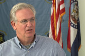'No' Gov. Jay Nixon won't remove McCulloch