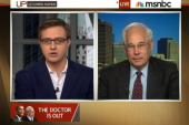 Dr. Donald Berwick on Up w/ Chris Hayes