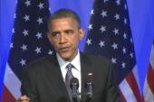 Obama calls out false equivalencies