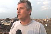 Family survives deadly tornado in...