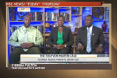 Public polarization over Trayvon Martin case