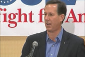 Santorum: Protestantism is 'gone from the...