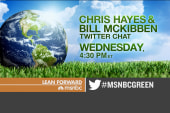 Chris Hayes takes your climate questions