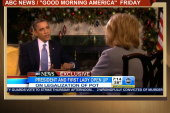 Obama: Prosecuting pot users 'not a priority'