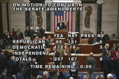 House passes 'fiscal cliff' bill