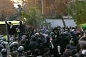 Iranian protesters break into British Embassy