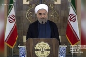 Iranian President: Nuclear deal brings hope