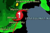 Hurricane Irene makes second landfall