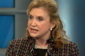 Rep. Maloney: 'The next Tamerlan can go to...