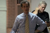 Weiner remains defiant, won't drop out of...