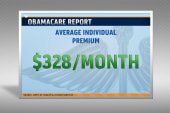 WH releases report on Obamacare premiums