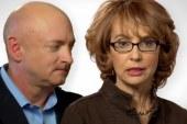 Gabrielle Giffords urges background checks...