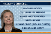 What will Hillary Clinton do?