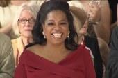 Oprah's back in the political spotlight