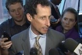 Support for Anthony Weiner ticking up in...