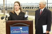 Colbert's sister enters congressional race