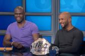 UFC celebrates black history