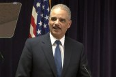 Eric Holder's unfinished business