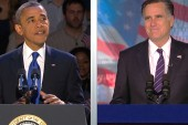 What will Romney say to Obama at lunch?