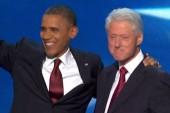 Recapping Bill Clinton's speech