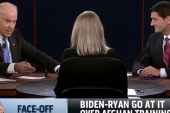 Best Moments from Biden-Ryan Debate