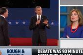 Debate highlights: Libya, binders and big...