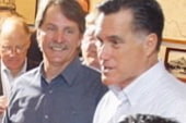 Romney gets ready for a long fight