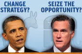 Political battle over the economy
