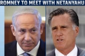 Romney to take trip to Israel