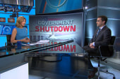 Shutdown drags on, lawmakers miles apart