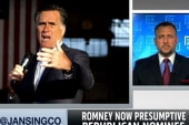 With Santorum out, can Romney bring...