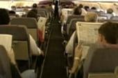 On a plane, what is good armrest etiquette?