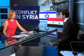 Israel continues airstrikes on Syria