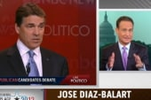 Rick Perry's immigration stance scrutinized