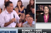 Democrats attack Romney over taxes