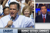 Becerra: Either 'Romney misspoke' or he's ...