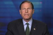 Blumenthal will bring Newtown Families to DC