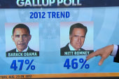 Post-convention bounce for Mitt Romney?