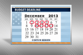 Time running out on budget negotiations