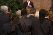Obama urges gun control advocates to keep...