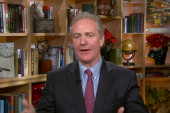 Van Hollen: Chance for a budget deal 50/50