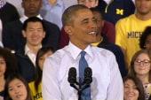 Obama continues to push minimum wage