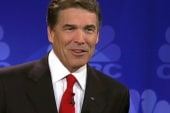 Perry gets an 'F', Cain a C+ at debate