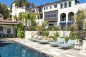 Hilary Swank's California home for sale at...