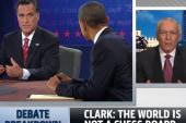 Gen. Clark: Romney doesn't pass Commander...