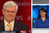 Gingrich's daughter: Dad has gone through...