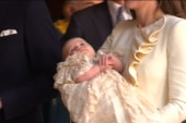 Royal christening for Prince George
